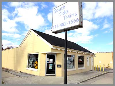 South Side Trains > Home